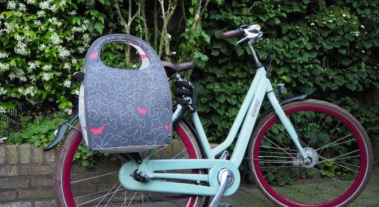 Review Basil Bicycle bag